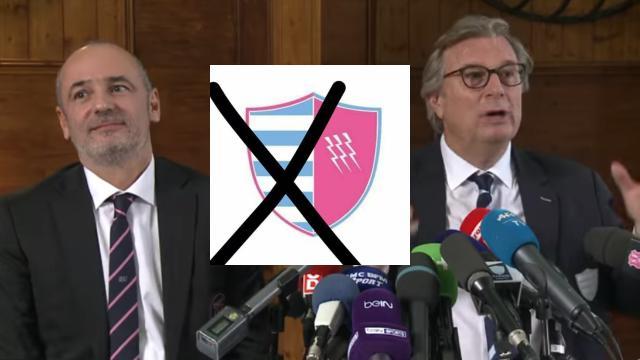 Top 14 : Non à la fusion Stade Français - Racing, la pétition a été lancée !