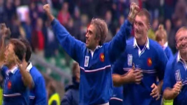 VIDEO. Il y a 17 ans (et un jour), la France battait les Blacks de Lomu en 1/2 finale de la Coupe du monde