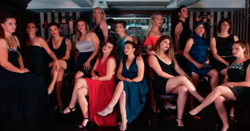 PHOTOS. Les Dieselles du Havre en mode James Bond Girl pour leur superbe calendrier !