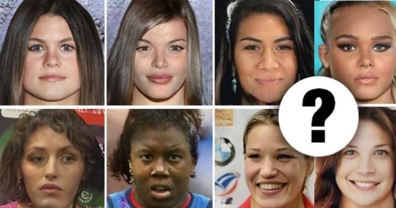 PHOTOS. WTF : si les joueurs du XV de France étaient transformés... en femmes !