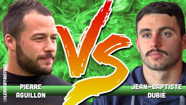 Qui prendriez-vous dans votre équipe ? Pierre Aguillon vs Jean-Baptiste Dubié