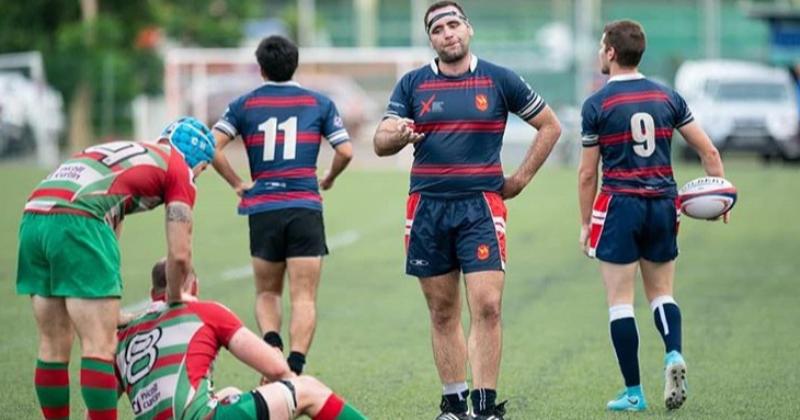 SINGAPOUR : voyage au cœur du rugby local avec le Français Pierre Dayde