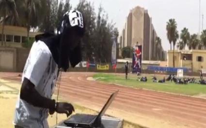 VIDEO. Attention, place au DJ pour l'avant-match du Sénégal