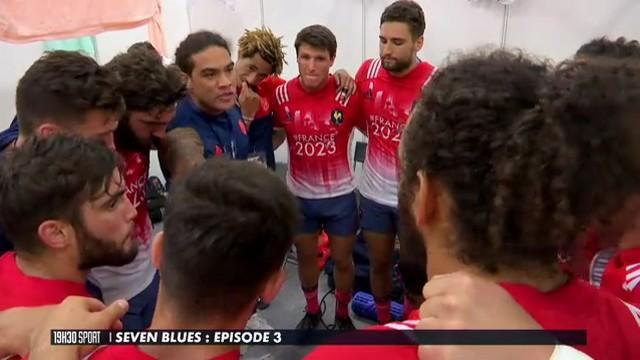VIDEO. Plongez au cœur de France 7 lors du tournoi de Singapour