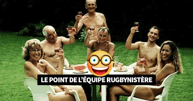 Quoi de neuf au Rugbynistère ?