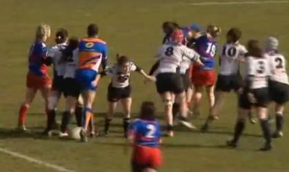 Poitiers - Arras, ou quand le rugby féminin ne fait pas rigoler