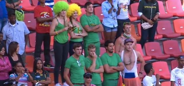 Port Elizabeth Sevens : La France en 1/4 de finale contre l'Argentine