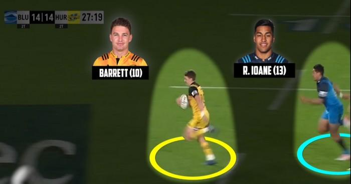 VIDEO. Rugby Championship. Portés par Beauden Barrett et Rieko Ioane, les All Blacks sont en route vers le titre