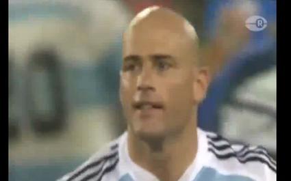 Felipe Contepomi capitaine face à l'Angleterre
