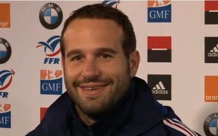 Michalak titulaire pour mener la France en Irlande