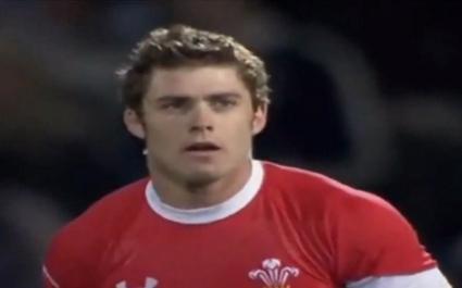 Leigh Halfpenny élu meilleur joueur du 6 nations