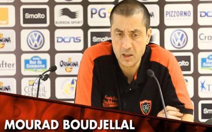 """Mourad Boudjellal : """"Dans notre esprit, on n'est pas champion de France, on n'a pas fait de doublé."""""""