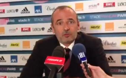 Un recrutement ambitieux à venir pour le Stade Français