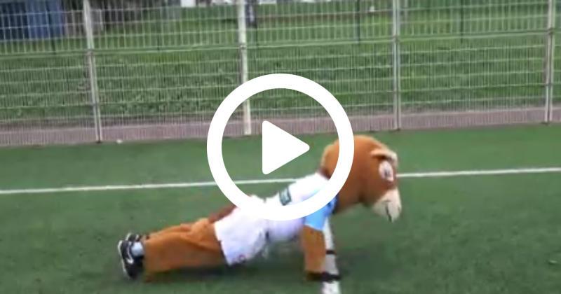 WTF : Quand Pottoka se met au physique ! [Vidéo]