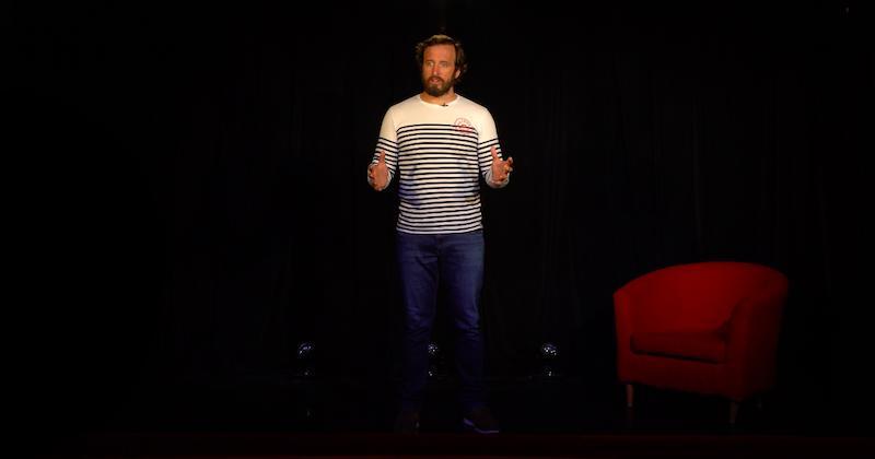 Raphaël Poulain : ''il faut des introvertis au début du bus et des extravertis au fond du bus''