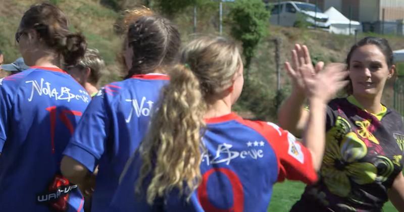 VIDÉO. Pourquoi le rugby féminin se porte-il si bien en France ?