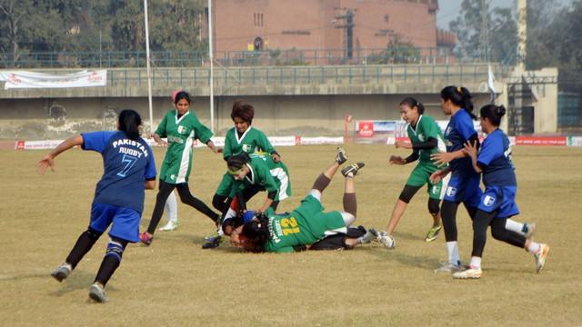 VIDEO. Rugby Amateur #80. Le Pakistan organise son premier tournoi de rugby féminin