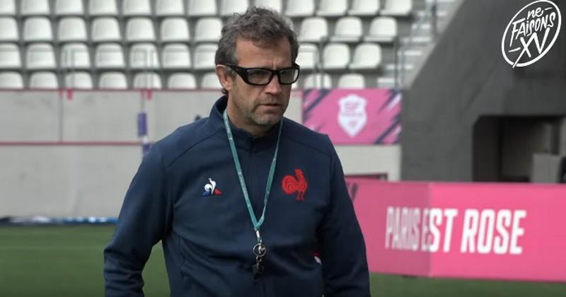 XV de France : Fabien Galthié donne sa définition d'un bon sélectionneur !