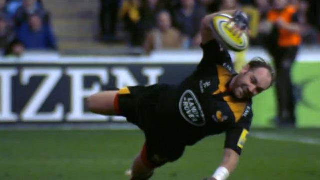 VIDEO. Andy Goode bat un record et mène les Wasps à la victoire dans leur nouveau stade