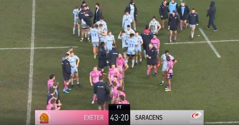 Premiership - Finale. Un quatrième titre pour les Saracens ou le doublé pour Exeter ?