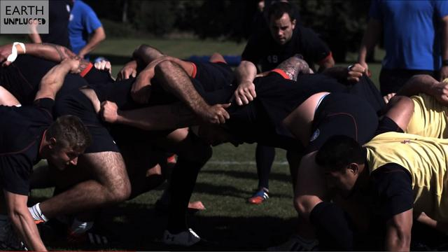 VIDEO. Les impacts du rugby filmés au ralenti avec Bath et Gavin Henson