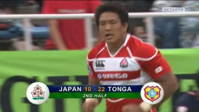 VIDEO. Premiership : Le Japonais Takashi Kikutani séduit les Saracens