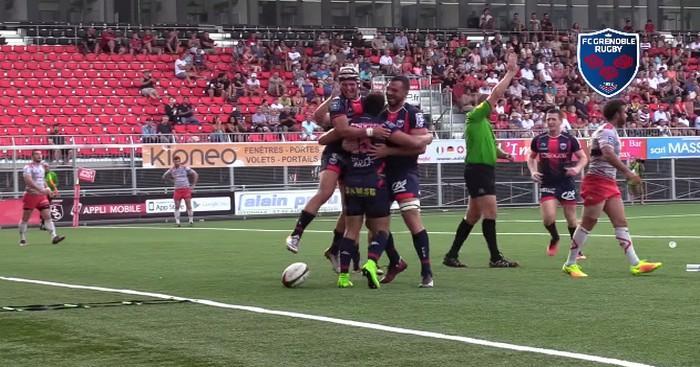 Pro D2 - Présentation des clubs pour la saison 2017-2018 : Grenoble