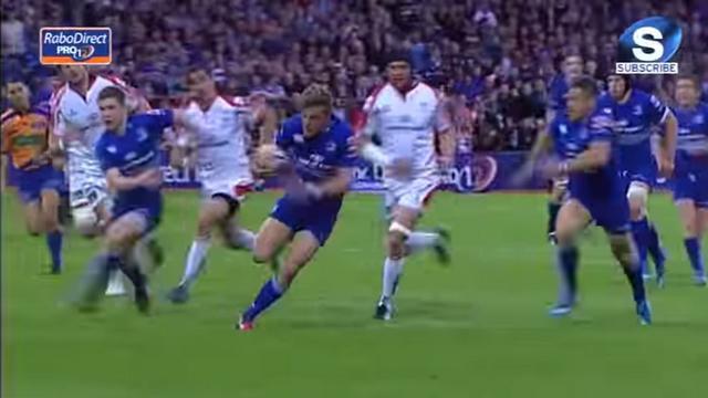 VIDEO. Pro 12 - Le Leinster arrache sa finale dans les dernières minutes et retrouvera Glasgow à la surprise générale