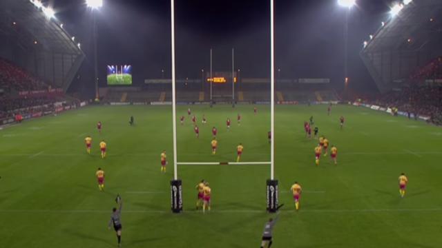 Pro 12 : la technologie Hawk-Eye testée pour la première fois dans un match de rugby