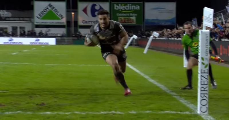 Pro D2 : à 21 ans, pourquoi Nadir Megdoud (Brive) a-t-il décidé de quitter le rugby professionnel ?