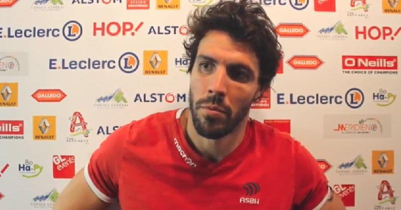 Pro D2 - ASBH : retraite forcée pour l'arrière international Jean-Baptiste Peyras-Loustalet