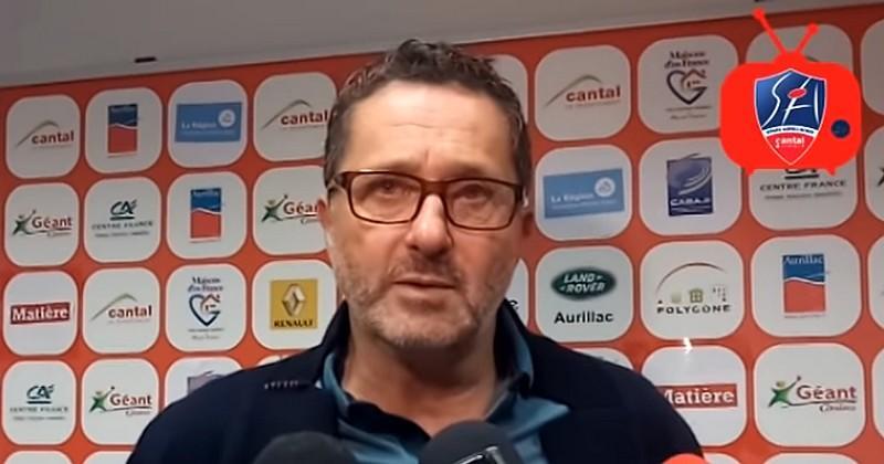 Pro D2 - Dans le dur, Aurillac a démis Thierry Peuchlestrade de ses fonctions