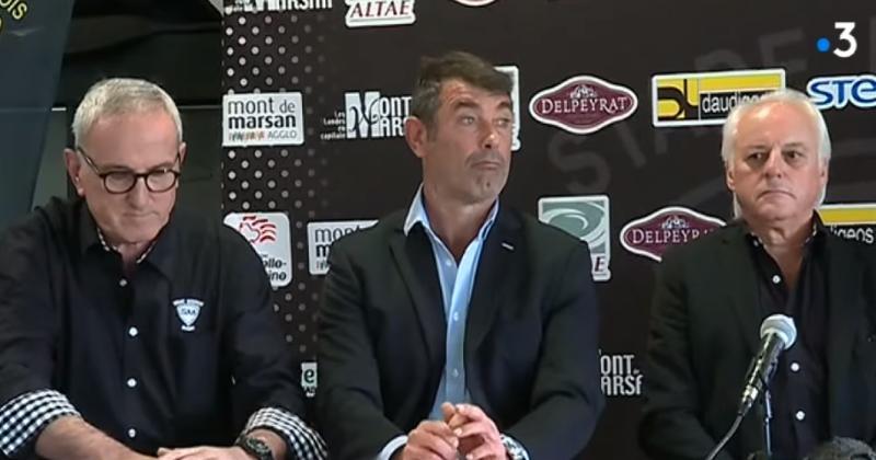 Pro D2 : David Darricarrère nommé entraîneur du Stade Montois