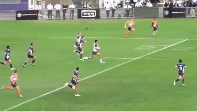 VIDEO. Pro D2 : Elijah Niko débarque à la Section Paloise