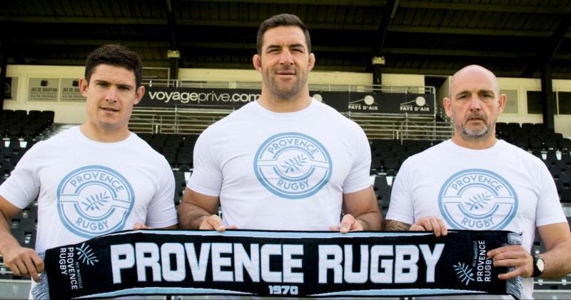 PRO D2 : Jamie Cudmore rebondit et intègre le staff de Provence Rugby