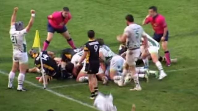 VIDEO. Pro D2 - La fin de match à suspense entre la Section Paloise et Albi