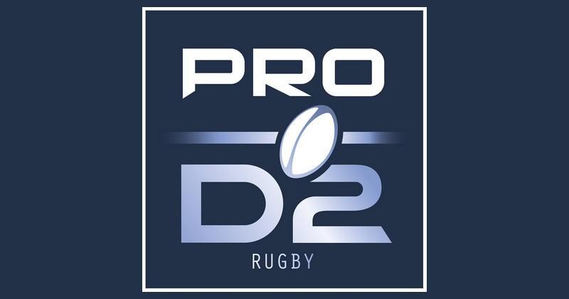 Pro D2 - La LNR confirme le report de deux rencontres de la 5e journée