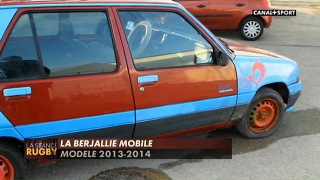 VIDEO. Pro D2 : la punition des joueurs de Bourgoin... la Renault 5  « Jacquie et Michel »