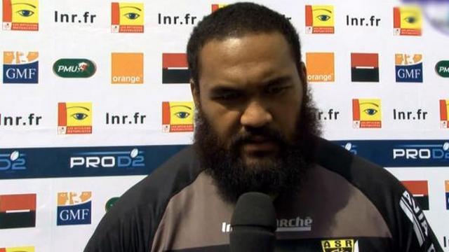Pro D2 - La Rochelle. Uini Atonio refuse le Top 14