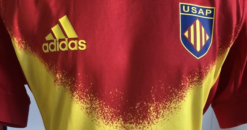 Pro D2 - Les nouveaux maillots de l'USAP pour 2020/2021 se dévoilent [PHOTOS]