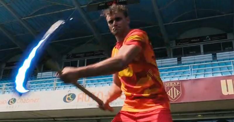VIDEO. INSOLITE. Top 14 - L'USAP, premier club de rugby à se lancer dans l'eSport