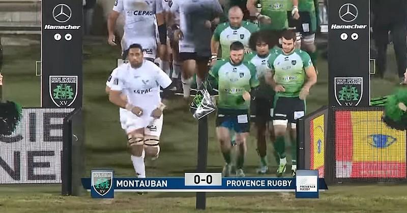 Pro D2 - Montauban vs Provence Rugby reporté, un match reprogrammé samedi