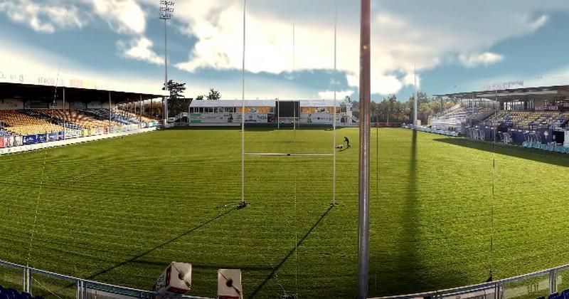 Pro D2 - Nevers affiche ses ambitions avec un projet d'agrandissement de son stade
