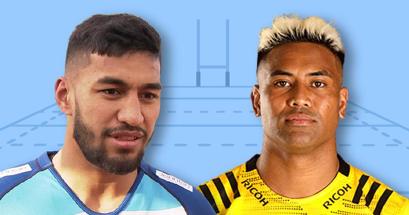 PRONOSTICS. Super Rugby Aotearoa. Ioane vs Savea, quelle fratrie l'emportera ?