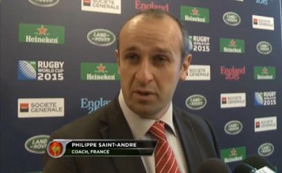 Tournoi des 6 nations : Les Anglais favoris selon Saint-André