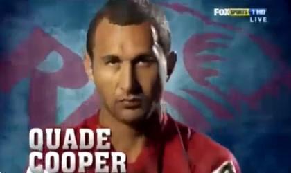 Quade Cooper oublié par les Wallabies
