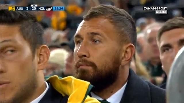 Rugby Championship - Quade Cooper titulaire pour tenter de renverser les All Blacks