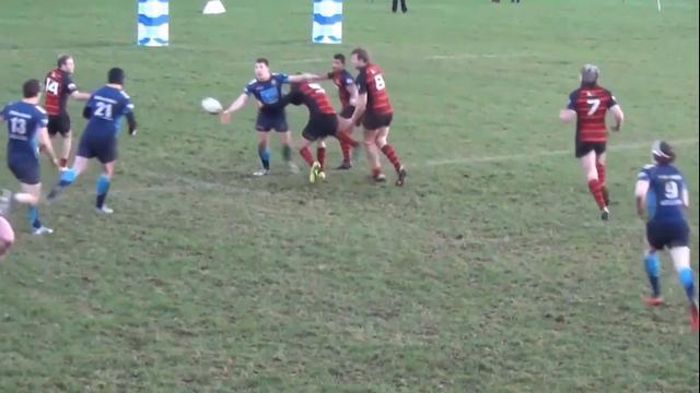 VIDEO. Quand les Anglais du Guildford Rugby Club jouent comme les All Blacks