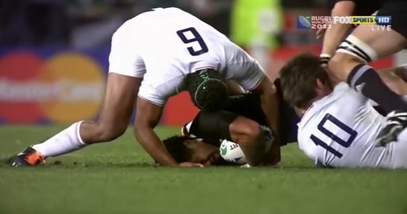 Quand les plus grands gentlemen du rugby se transforment en voyous [VIDEO]