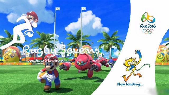 VIDEO. INSOLITE. Quand Mario et Sonic s'affrontent au rugby à 7 à l'occasion des Jeux olympiques